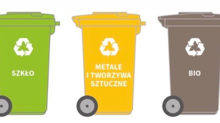 Broszura informacyjna - Jak segregować śmieci?