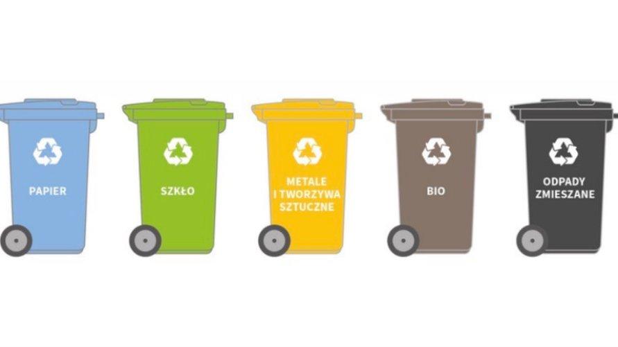 Informacja w sprawie zmiany stawek z tytułu gopodarowania odpadami