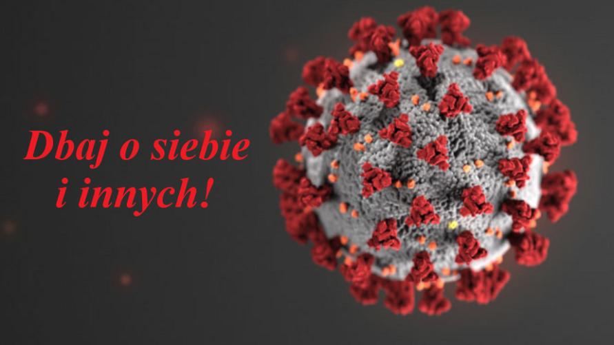 Obowiązujące zasady bezpieczeństwa w związku z rozprzestrzenianiem się wirusa COVID-19