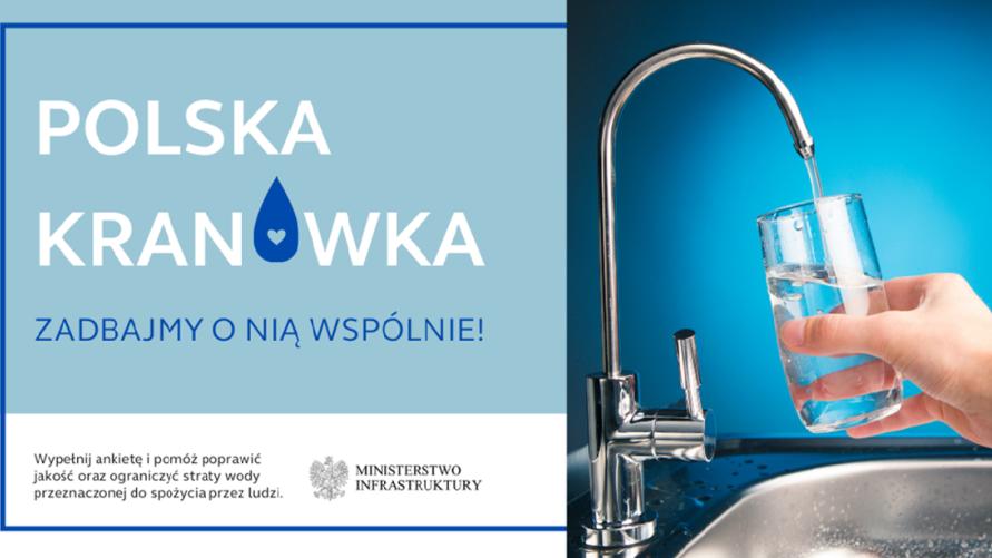 Ankieta sondażowa dotyczącej zaopatrzenia w wodę przeznaczoną do spożycia przez ludzi