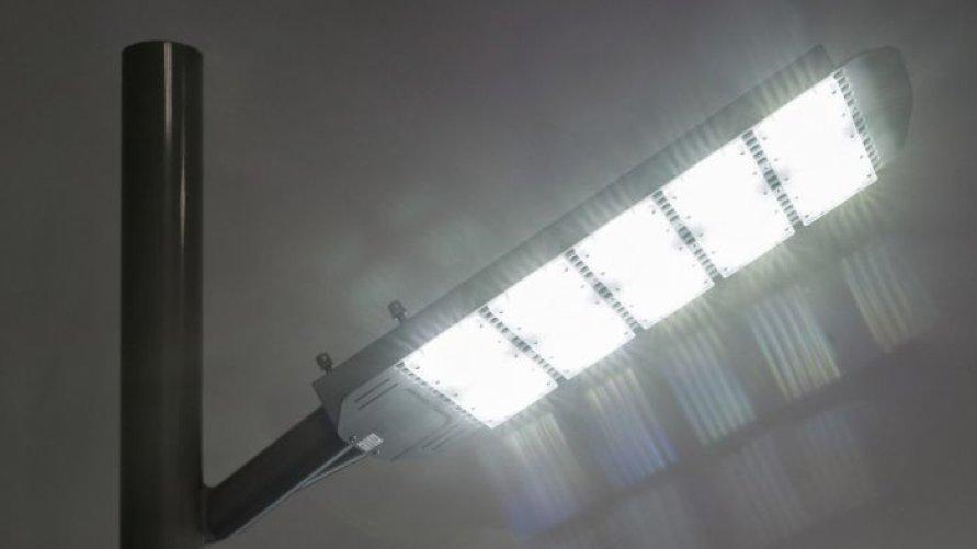 Kolejne 50 opraw ze źródłem światła LED na naszych drogach
