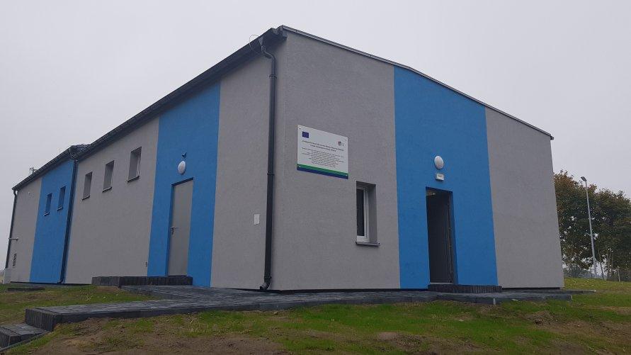 Uroczyste otwarcie Stacji Uzdatniania Wody w Laurentowie